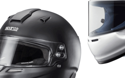 Full Face Karting Helmets