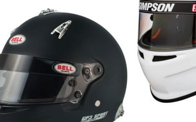 Full Face Motorsport Helmets