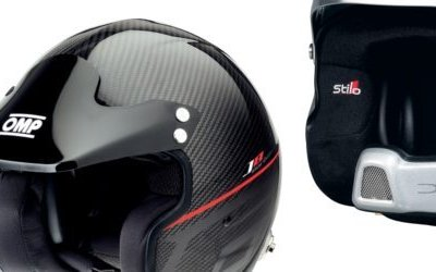 Open Face Motorsport Helmets