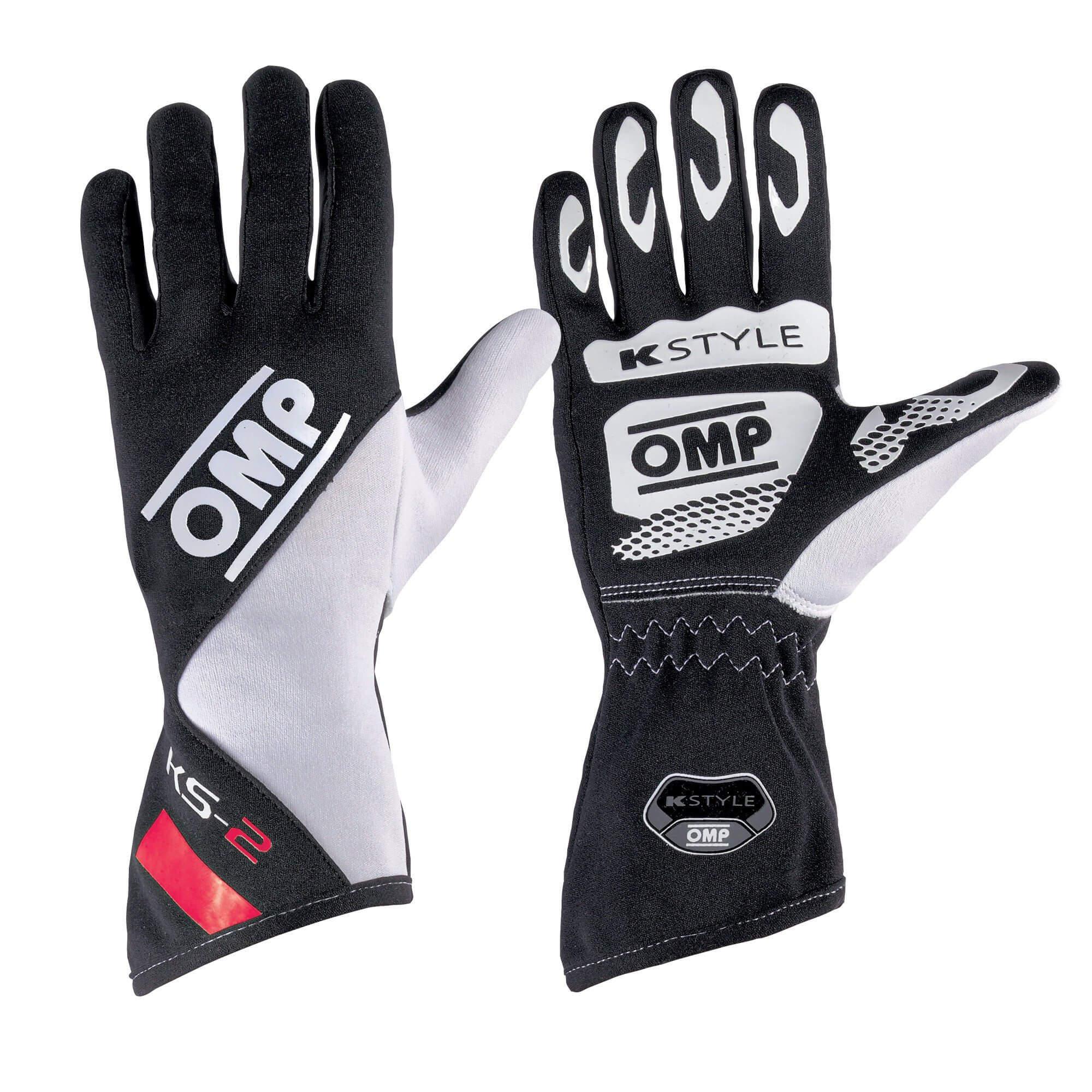 Omp Sport Gloves: OMP KS-3 Kart Gloves