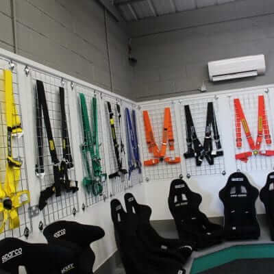 FIA-harness-display-at-GSM-Performance-info