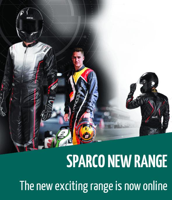 Sparco 2019 Motorsport race-wear range now live