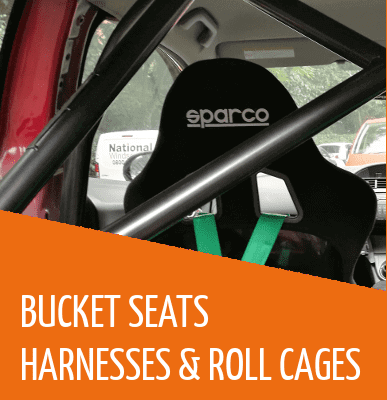Sport seats and harnesses