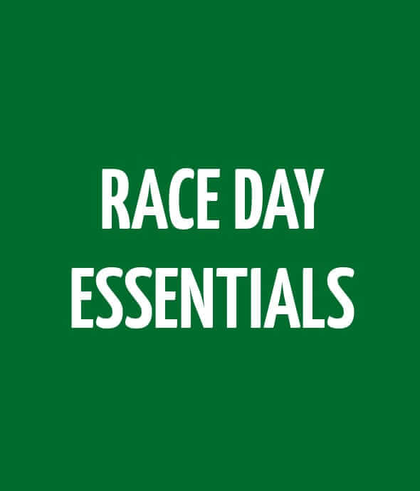 Race day driver essentials